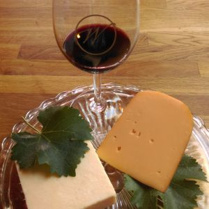 Library Wines and Cheese Pairing