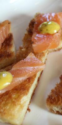 Gravlax - Swedish Cured Salmon - White Wine Pairings - Recipes - West ...